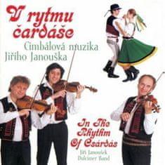 Cimbálová muzika Jiřího Janouška: V rytmu čardáše - CD