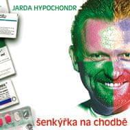 Hypochondr Jarda: Šenkýřka na chodbě - CD
