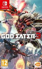 Namco Bandai Games God Eater 3 igra (Switch)