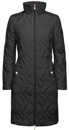 Geox dámsky kabát Ascythia W9420V T2582 F9000 L čierna