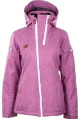 2117 Dámská zimní lyžařská bunda 2117 BRAAS světlá fialová