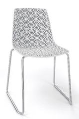 emagra Jídelní plastová židle ALHAMBRA