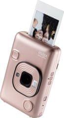 FujiFilm aparat do fotografii natychmiastowej Instax Mini LiPlay EX D