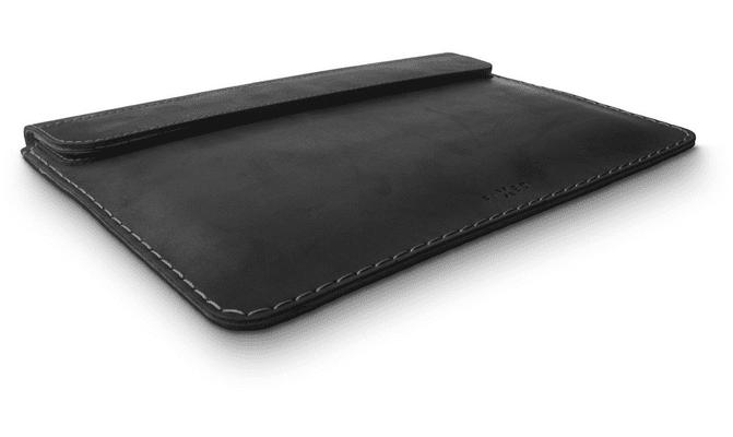 FIXED Oxford pro Apple i pad pro 11, černé FIXOX-IPA13-BK hovězí kůže kvalitní materiál