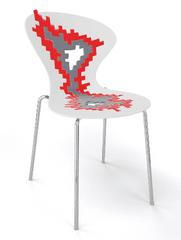 Emagra Jídelní plastová židle BIG BANG