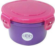DBB Remond Nádoba Baby Lunch 400 ml s vekom