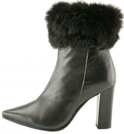 Bosccolo dámská kotníčková obuv 41 černá