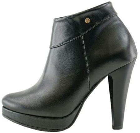 Bosccolo dámská kotníčková obuv 38 černá