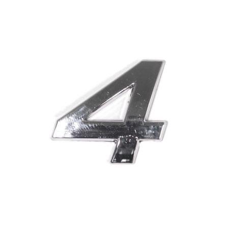 Compass Znak 4 samolepící PLASTIC