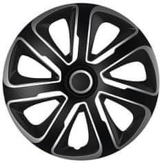 "Compass Pokrowce kol 16"" LIVORNO Carbon (zestaw) silver/black"