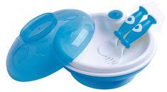 DBB Remond Gyermek felmelegítő tányér fedéllel és kanállal villával