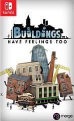 Merge Games Buildings Have Feelings Too! igra (Switch)
