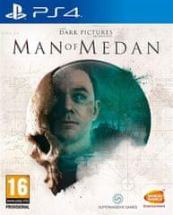 Namco Bandai Games The Dark Pictures Anthology: Man of Medan igra (PS4)