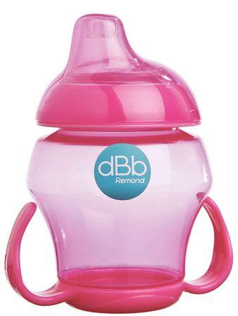 DBB Remond Baba ivópohár, 250 ml rózsaszín