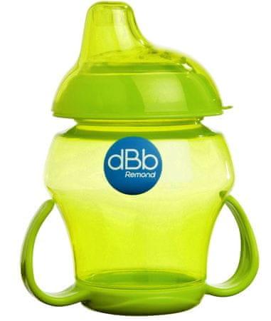 DBB Remond Baba ivópohár, 250 ml zöld