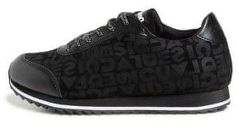 Desigual dámske tenisky Shoes Pegaso Desigual 36 čierna