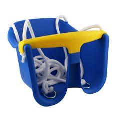Cheva detská hojdačka Baby plast - modrá