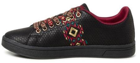 Desigual Shoes Cosmic Navajo ženske cipele, crne, 36