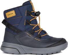 Geox buty zimowe chłopięce Sveggen