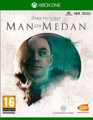 Namco Bandai Games The Dark Pictures Anthology: Man of Medan igra (Xbox One)