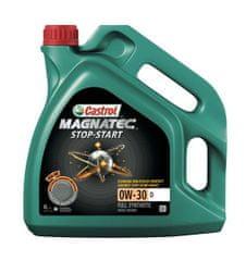 CASTROL MAGNATEC Start - Stop Diesel, SAE 0W30, 4L