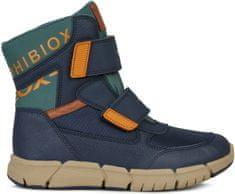 Geox chlapecké zimní boty Flexyper