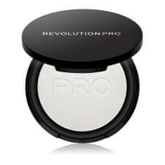 Makeup Revolution Transparentny kompaktowy proszek PRO (Pressed Finishing Powder) 6,5 g