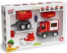 Igráček Multigo požární set