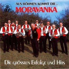 Moravanka: Aus böhmen kommt die... - CD
