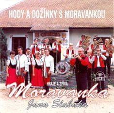Moravanka: Hody a dožínky s Moravankou - CD