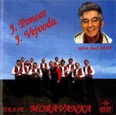 Moravanka: Poncar - Vejvoda - CD