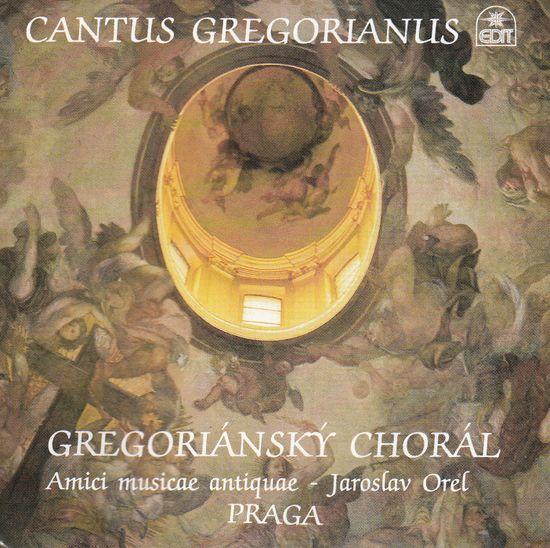 Cantus Gregorianus - Gregoriánský Chorál - CD