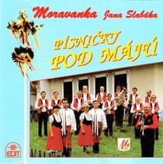 Moravanka: Písničky pod májú - CD