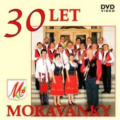 Moravanka: 30 let Moravanky - DVD
