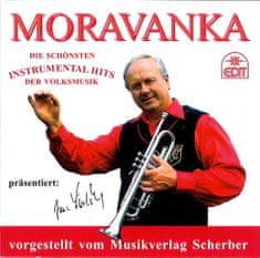 Moravanka: Die Schönsten Instrumental Hits der Volksmusik - CD