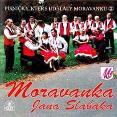 Moravanka: Písničky, které udělaly Moravanku 2 - CD