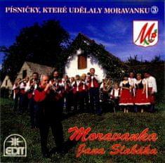 Moravanka: Písničky, které udělaly Moravanku 3 - CD