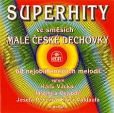 Malá česká dechovka: Superhity ve směsích Malé české dechovky - CD