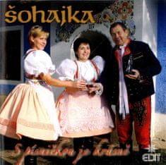 Šohajka: S písničkou je krásně - CD