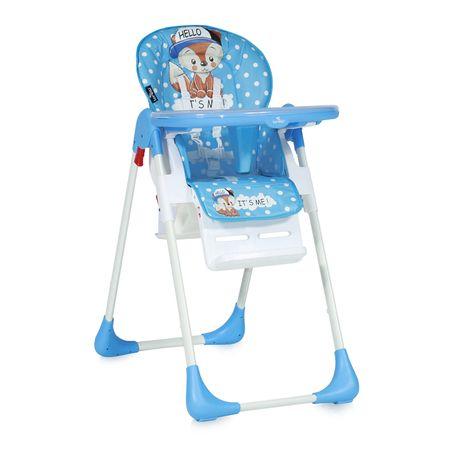 Lorelli Jídelní židlička TUTTI FRUTTI BLUE BEAR BOY