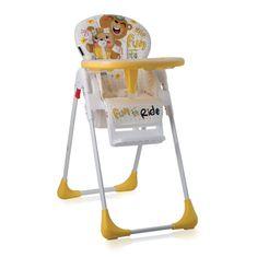 Lorelli Jedálenská stolička Tutti Frutti
