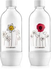 SodaStream Lahev JET 2 x 1 l Květiny v zimě