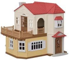 Sylvanian Families dom z czerwonym dachem