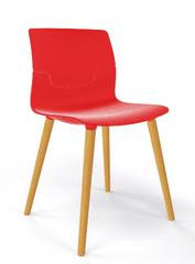 Emagra Jídelní plastová židle SLOT