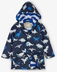 Hatley chlapecký nepromokavý kabátek měnící barvy