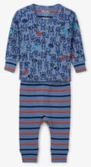 Hatley fiú pizsama a kölyökkutyákkal