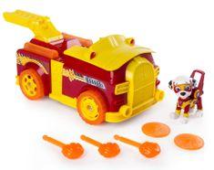 Spin Master Paw Patrol Rychle měnící se vozidla superhrdinů - Marshall