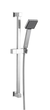 TimeLife tuš set iz nerjavečega jekla, 60 + 150 cm - Odprta embalaža