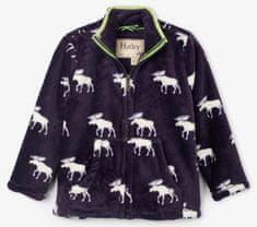 Hatley fiú fleece melegítőfelső rénszarvasos