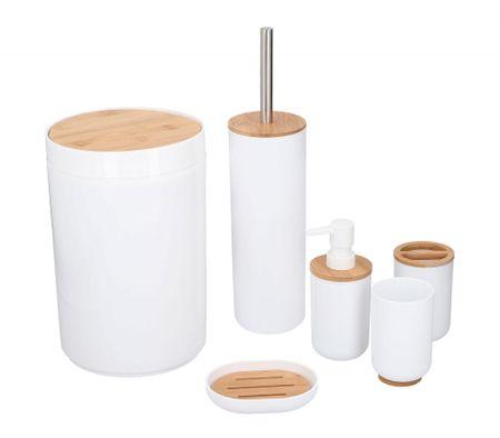 TimeLife Súprava do kúpeľne 6 súčasťou bambus